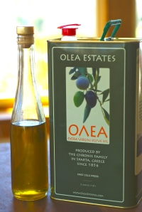 Olea Estates organic extra virgin Olive Oil